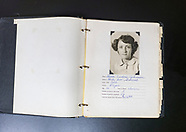1953 4-H Record Book Leona Johnson