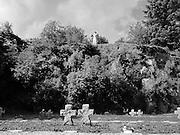 German Military Cemetery, Glencree, Wicklow 1945,