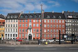 Colorful Buildings, Copenhagen, Denmark