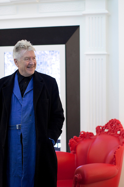 Fondation Cartier. Paris, France. October 18th 2011..David Lynch
