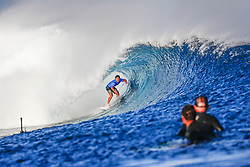 Jun 15, 2017 - Tavarua, Fiji - Rookie IAN GOUVEIA of Brazil (pictured) finished equal 9th in the Outerknown Fiji Pro after placing second to fellow rookie Leonardo Fioravanti of Italy in Heat 2 of Round Five in excellent Cloudbreak conditions (Credit Image: ? Ed Sloane/WSL via ZUMA Wire/ZUMAPRESS.com)