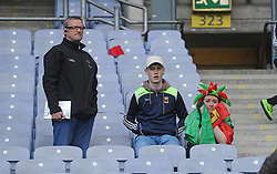 Disappointed Mayo fans at the All Ireland Football Final.<br /> Pic Conor McKeown