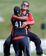 Hamilton-Cricket, Twenty20, New Zealand v England, woman