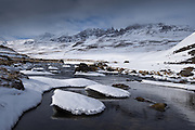 Hraun, Öxnadal in North-Iceland.