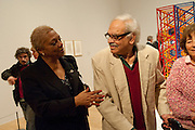 RASHID AARAREN; , Migrations private view, Tate Britain. London. 30 January 2012.