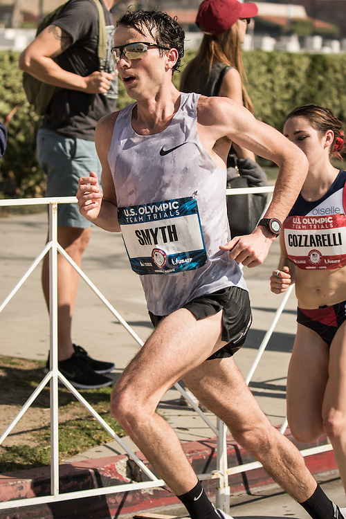 USA Olympic Team Trials Marathon 2016, Symth, Nike