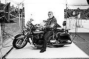 Bruce Thibodeau<br /> Army<br /> E-6<br /> 1967 - 1974<br /> Infantry<br /> Vietnam War<br /> <br /> Veterans Portrait Project<br /> Laconia, NH<br /> Laconia Bike Week