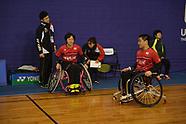 Day Five - Mai-Li CHN v Nagashima-Yamazaki JPN XD WH