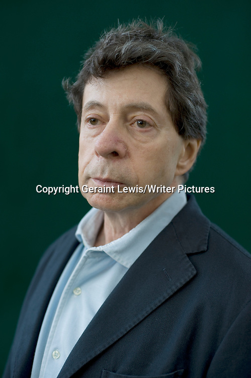 Richard Price, Novelist and oscar nominated writer of The Colour of Money, Clockers and episode writer for Television show The Wire at The Edinburgh International Book Festival 2009 <br /> <br /> Copyright Geraint Lewis/Writer Pictures<br /> contact +44 (0)20 822 41564<br /> info@writerpictures.com<br /> www.writerpictures.com