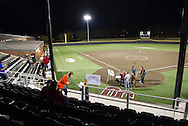 November 9, 2013: Oklahoma Christian University holds a dedication ceremony to celebrate the completion of the new softball stadium, Tom Heath Field at Lawson Plaza.