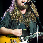 J Roddy Walston & the Business performing at Merriweather on May 3, 2014.