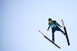 Timi Zajc at Slovenian National Championship in Ski Jumping on December 23, 2018 in Planica, Slovenia. Photo by Matic Klansek Velej / Sportida