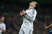Callejon fail a scoring opportunity