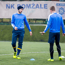 20180110: SLO, Football - First training of NK Domzale