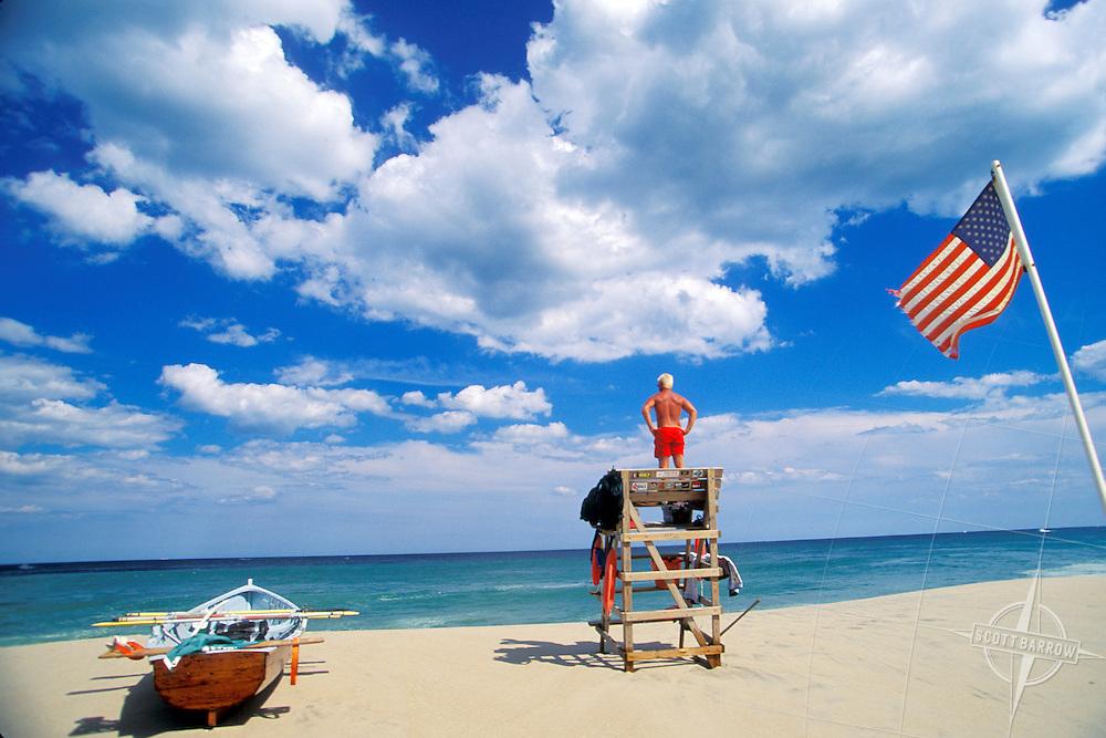 Belmar Beach Patrol Stand, Lifeguards