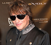 Richie Sambora..Los Angeles Fashion Week Spring/Summer 2011- WTB Collection..White Trash Beautiful Fashion Show by Richie Sambora and Nikki Lund.