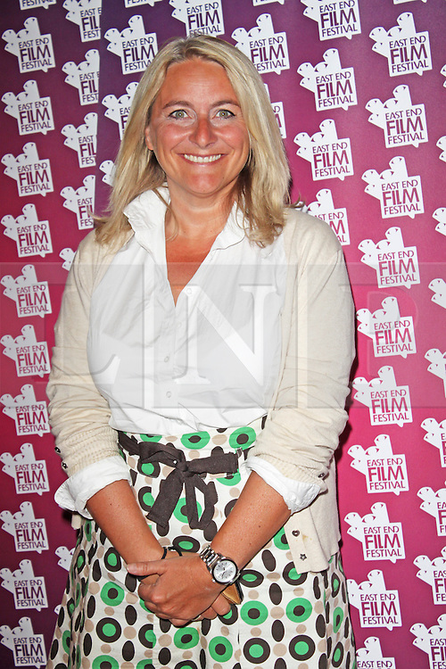 © London News Pictures. 25/06/2013. London, UK. Emma Kennedy  at the East London Film Festival - The UK Gold Premiere. Photo credit : Brett D. Cove/LNP