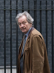Downing Street, London, February 2nd 2016. Former Cabinet Minister under John Major, Stephen Dorrell arrives at No 10 as Ministers are attending the weekly Cabinet meeting . ///FOR LICENCING CONTACT: paul@pauldaveycreative.co.uk TEL:+44 (0) 7966 016 296 or +44 (0) 20 8969 6875. ©2015 Paul R Davey. All rights reserved.