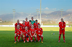 171128 Bosnia and Herzegovina v Wales