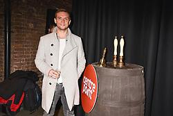 Scott Wright at the Centrepoint Ultimate Pub Quiz, Village Underground, 54 Holywell Lane<br /> London England. 7 February 2017.