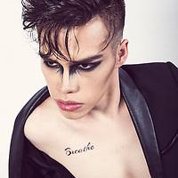 Fernando Make-up Photo Shooting