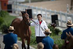 Guerdat Steve, SUI, Nino Des Buissonnets<br /> Olympic Games Rio 2016<br /> © Hippo Foto - Dirk Caremans<br /> 12/08/16