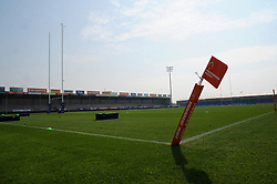 General views inside the stadium - Mandatory by-line: Nizaam Jones/JMP - 22/04/2019 - RUGBY - Sandy Park Stadium - Exeter, England - Exeter Braves v Saracens Storm - Premiership Rugby Shield