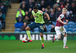 Callum Wilson of Bournemouth in action - Mandatory by-line: Jack Phillips/JMP - 22/02/2020 - FOOTBALL - Turf Moor - Burnley, England - Burnley v Bournemouth - English Premier League