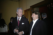 Jeremy King, Party for Jean Pigozzi hosted by Ivor Braka to thank him for the loan exhibition 'Popular Painting' from Kinshasa'  at Tate Modern. Cadogan sq. London. 29 May 2007.  -DO NOT ARCHIVE-© Copyright Photograph by Dafydd Jones. 248 Clapham Rd. London SW9 0PZ. Tel 0207 820 0771. www.dafjones.com.