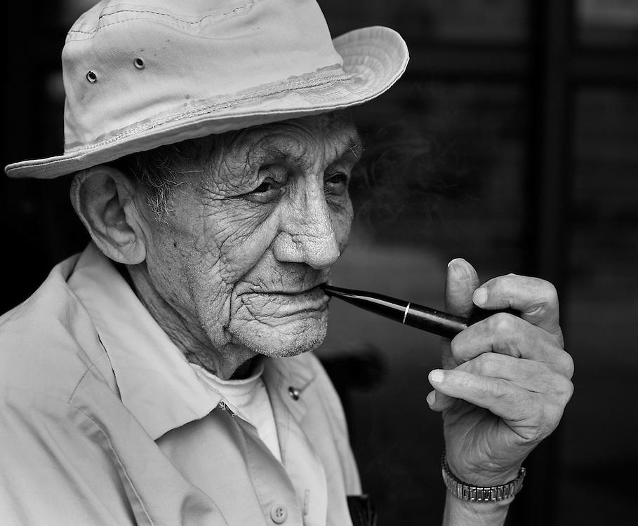 Elderly Smoker