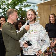 NLD/Utrecht/20190814 - Bekendmaking 6 deelnemers Expeditie Robinson 2019, Kaj Gorgels en Rijk Hofman