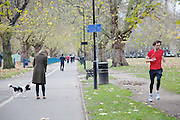London Fields, Hackney, London CREDIT: Vanessa Berberian for The Wall Street Journal<br /> HACKNEY-Lana Wrightman
