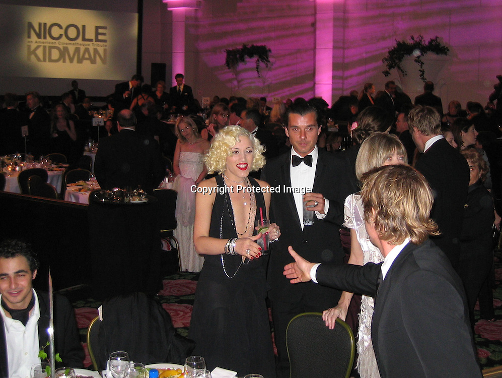 Zac Posen, Gavin Rossdale, Gwen Stefan &amp; Anna Wintour<br />