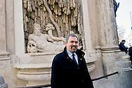 Roma 10 Marzo 2015<br /> Restaurato il complesso monumentale  delle Quattro Fontane<br /> Il Tevere, l&rsquo;Arno, Giunone e Diana tornano a zampillare dopo nove mesi di lavori finanziati dalla maison Fendi  per un costo totale di 320.000 euro. Claudio Parisi Presicce, Sovrintendente Capitolino ai Beni Culturali<br /> Rome March 10, 2015<br /> Restored the monument of Quattro Fontane<br /> The Tiber, the Arno, Juno and Diana return to gush after nine months of work funded by the fashion house Fendi for a total cost of 320,000 Euros. Claudio Parisi Presicce, Superintendent Capitoline Cultural Heritage