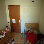 """I  often get blackouts and I am often in hospital."" Nikkunj,July 2013."