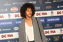 December 3, 2018 - Milan, Italy - Sara Gama at 'Oscar Del Calcio AIC' Italian Football Awards photocall in Milano, Italy, on December 03 2018  (Credit Image: © Mairo Cinquetti/NurPhoto via ZUMA Press)