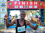 PetroSA Marathon in Mossel Bay - 23 September 2017