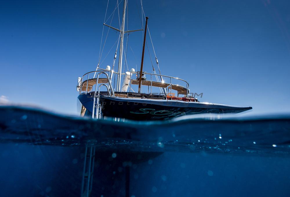 "Swan 112 "" Song of the sea"" , photoshootiung for Nautor´s Swan Brokerage"