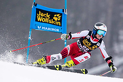 TRUPPE Katharina of Austria competes during  the 6th Ladies'  GiantSlalom at 55th Golden Fox - Maribor of Audi FIS Ski World Cup 2018/19, on February 1, 2019 in Pohorje, Maribor, Slovenia. Photo by Matic Ritonja / Sportida