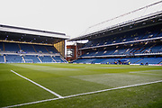 The main stand at Ibrox ahead of the Ladbrokes Scottish Premiership match between Rangers and Motherwell at Ibrox, Glasgow, Scotland on Sunday 11th November 2018.