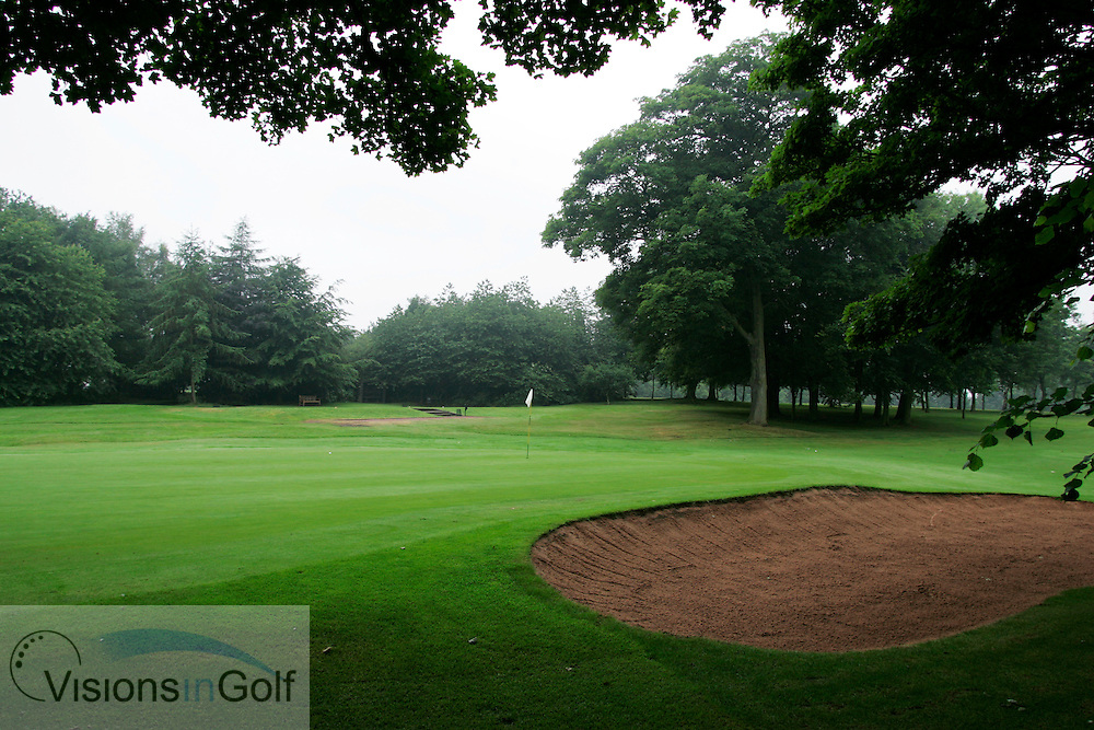 Rotherham GC, Thrybergh, South Yorkshire.<br /> <br /> photo Mark Newcombe / visionsingolf.com