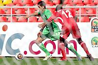 FOOTBALL - AFRICAN NATIONS CUP 2010 - GROUP A - MALAWI v ALGERIA - 11/01/2010 - PHOTO MOHAMED KADRI / DPPI - KARIM MATMOUR (ALG) / IVIS BRYSON KAFOTEKA (MAL)