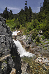 Keekwulee Falls, Mt. Baker-Snoqualmie National Forest, Washington, US