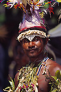 Dancers, Papua New Guinea<br />