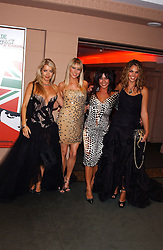 Classical music group BOND at a party to celebrate 'Made in Italy at Harrods' - a celebration of Italian fashion food and wine, design and interiors, art and photography, cinema and music, beauty and glamour.  The party was held in the Georgian Restaurant at Harrods, Knightsbridge, London on 9th September 2004.<br /><br />PICTURES LICENCED UNTIL 9/3/2004 FOR USE TO PROMOTE THE 'MADE IN ITALY' EVENT/S ONLY.