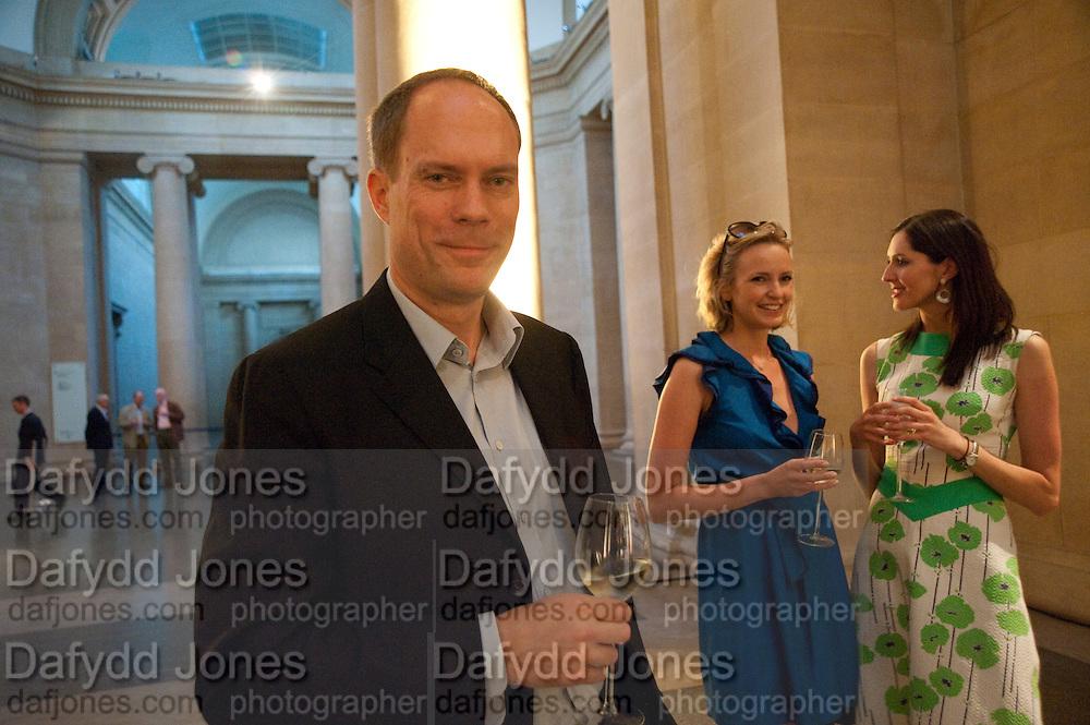 HARRY BLAINE; BODIL BLAINE; NINA MIALL, Richard Long: Heaven and Earth. Tate Britain, Millbank. London. 1 June 2009