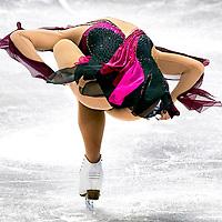 SERIE KJ<br /> <br /> Canada, Vancouver, 23-02-2010.<br /> Olympische Winterspelen.<br /> Kunstschaatsen, Korte kur, vrouwen.<br /> Miki Ando uit Japan.<br /> Foto: Klaas Jan van der Weij