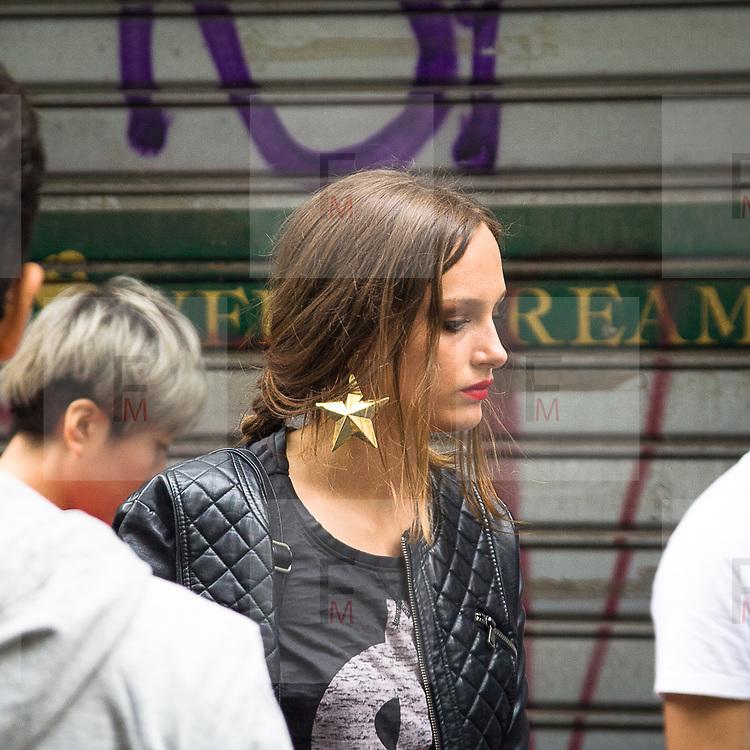 Il Quinto giorno della Settimana della Moda a Milano: aspettando la sfilata di Dolce e Gabbana<br /> <br /> The fifth day of Milan Fashion Week: waiting the Dolce & Gabbana fashion show