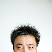 China / Shanghai<br /> <br /> Chinese writer Yu Hua <br /> <br /> &copy; Daniele Mattioli for That's Shanghai