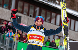 23.03.2018, Planica, Ratece, SLO, FIS Weltcup Ski Sprung, Planica, Skiflug, Einzelbewerb, Finale, im Bild Kamil Stoch (POL) // Kamil Stoch of Poland during the Ski Flying Hill Individual competition of the FIS Ski Jumping World Cup Final 2018 at Planica in Ratece, Slovenia on 2018/03/23. EXPA Pictures © 2018, PhotoCredit: EXPA/ JFK